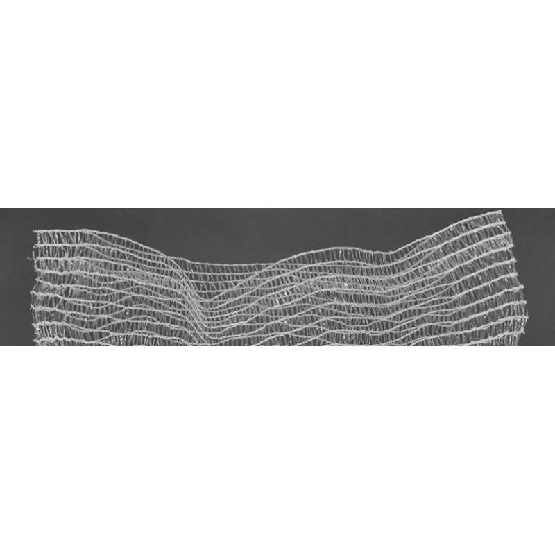 Filet maille tricotée blanc 76cm*1000m
