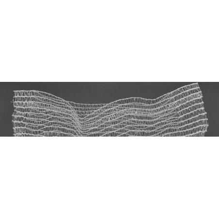 Filet maille tricotée incolore 76cm*1000m