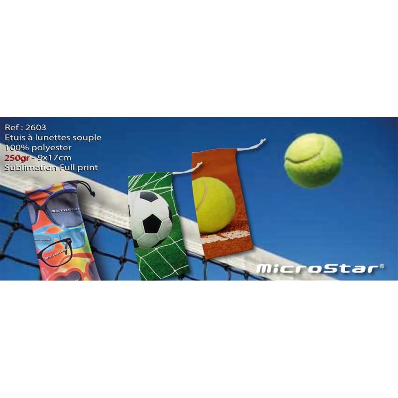 Serviette micro fibre haute sublimation