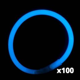 Bracelet lumineux fluo - 6...