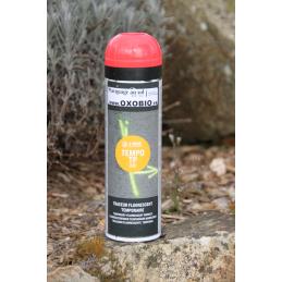 bombes de marquage éphémère disponibles en plusieurs couleurs