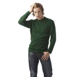 Tee shirt coton manche longue