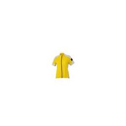 T-shirt de cycliste avec fermeture femme