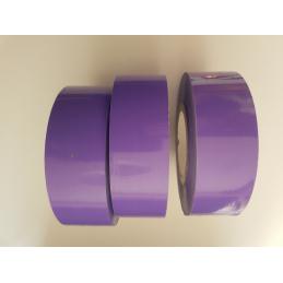 Rubalise unie violet balisage