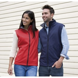 Bodywarmer Softshell essentiel