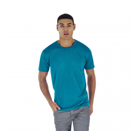 T-shirt col rond polyester
