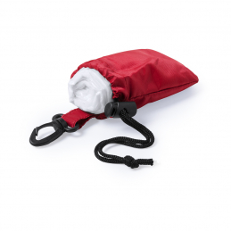 Poncho avec son sac personnalisable