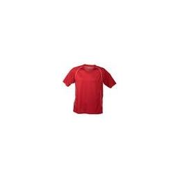 Tee shirt femme polyester col V
