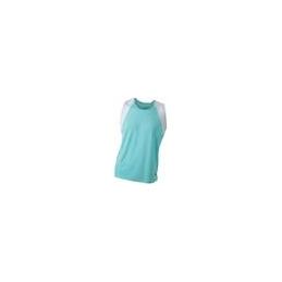 Tee shirt femme sans manche col V