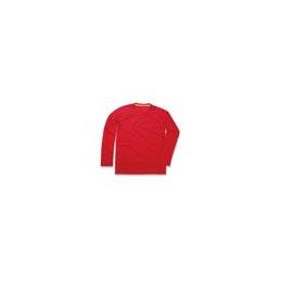 Tee shirt polyester manche longue