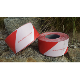 Rubalise biodegradable 250m*70mm