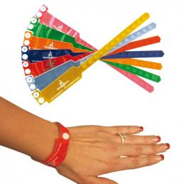 Bracelet silicone standard
