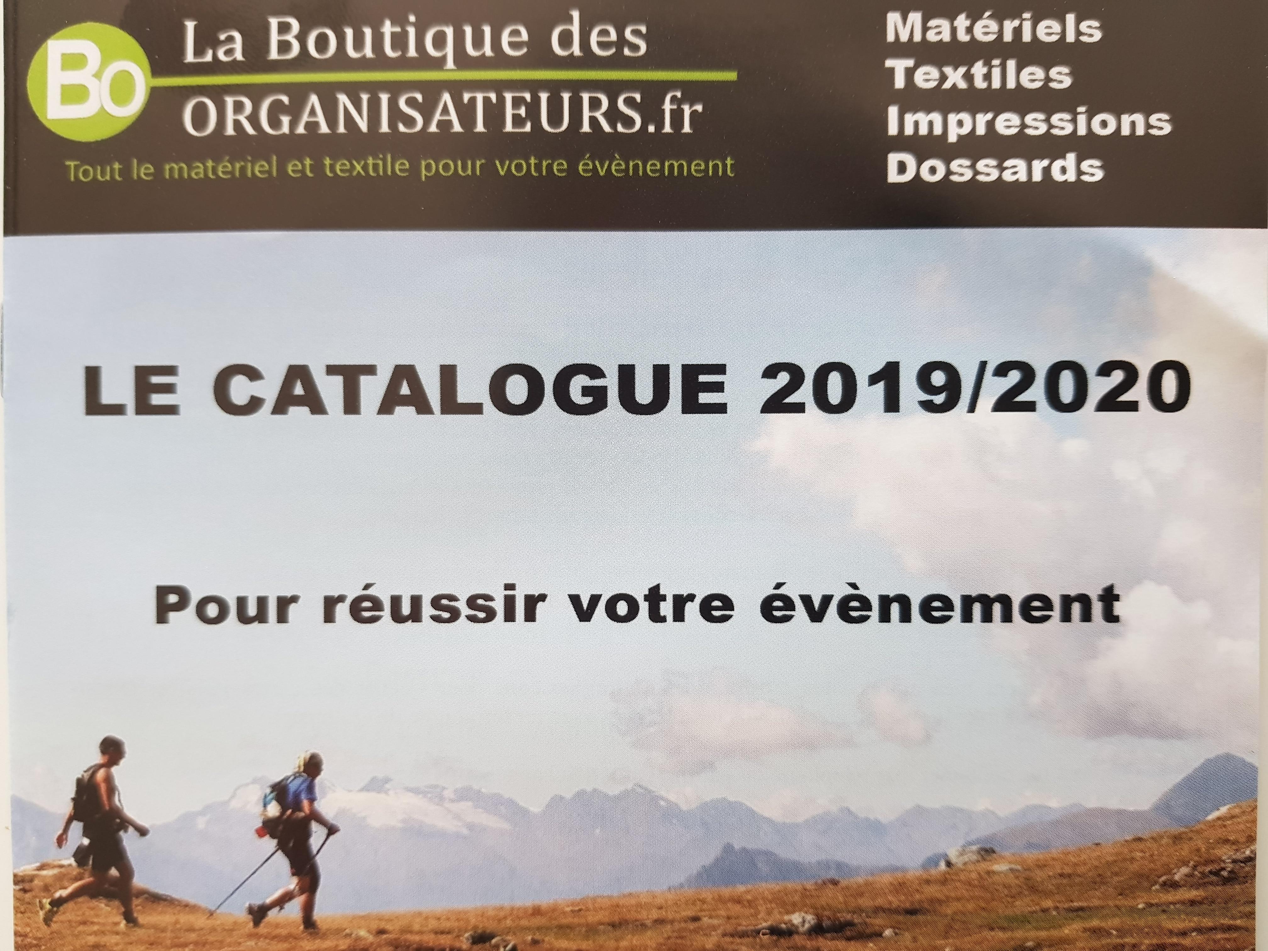 Catalogue La Boutique des Organisateurs